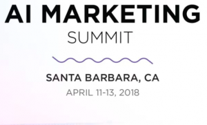 AI Marketing Summit 2018