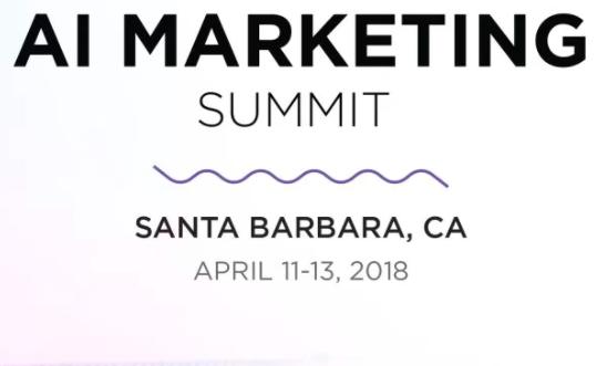 AI Marketing Summit 2018